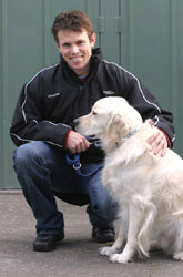 daniel stevens author of secrets to dog training