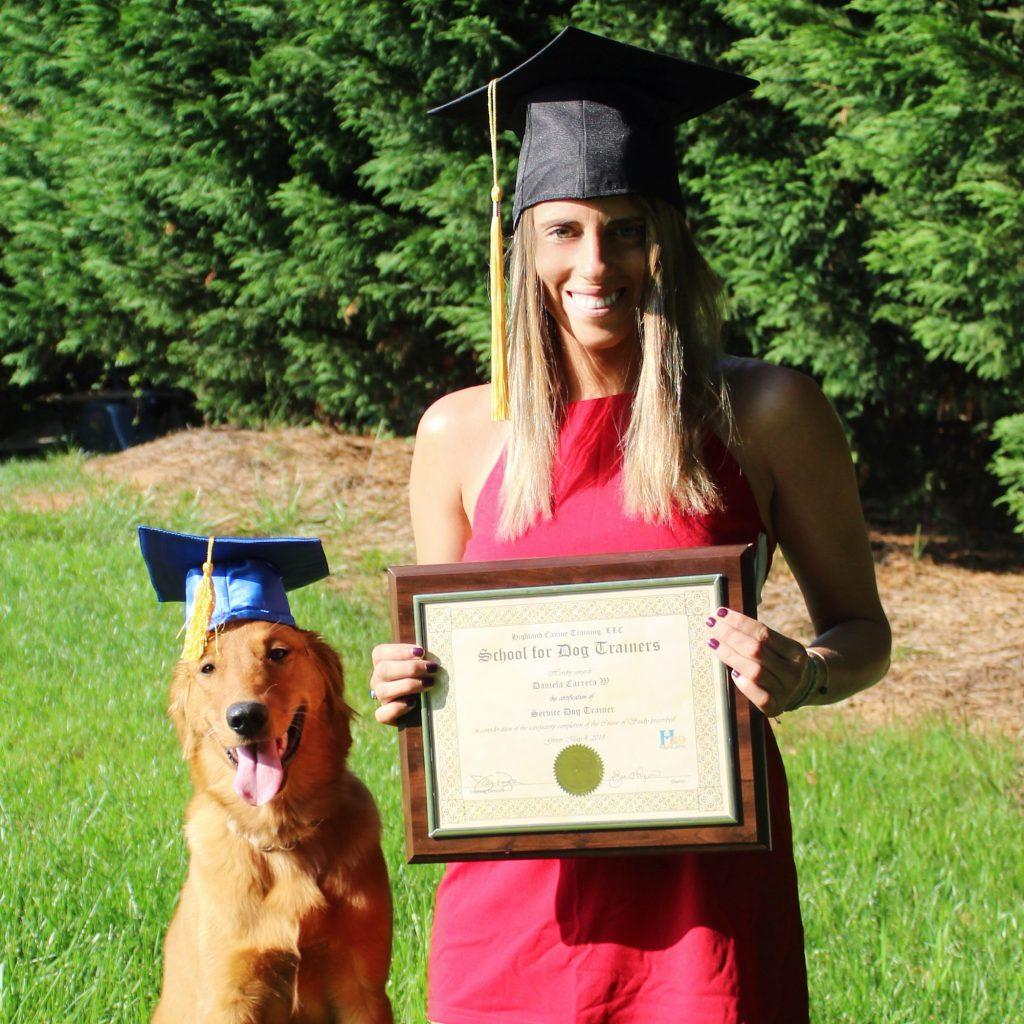daniela carrera certification