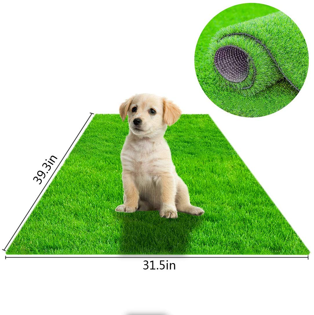 STAR ROAD-TIM Artificial Grass Rug
