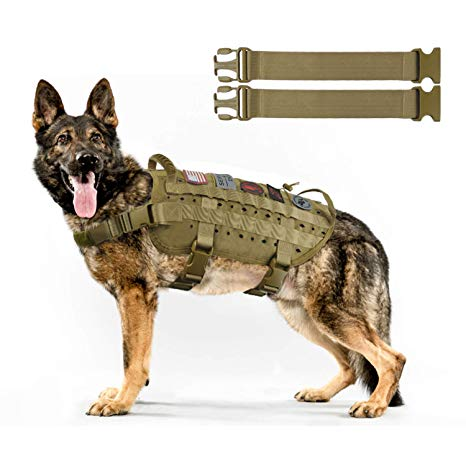 hanshengday tactical harness