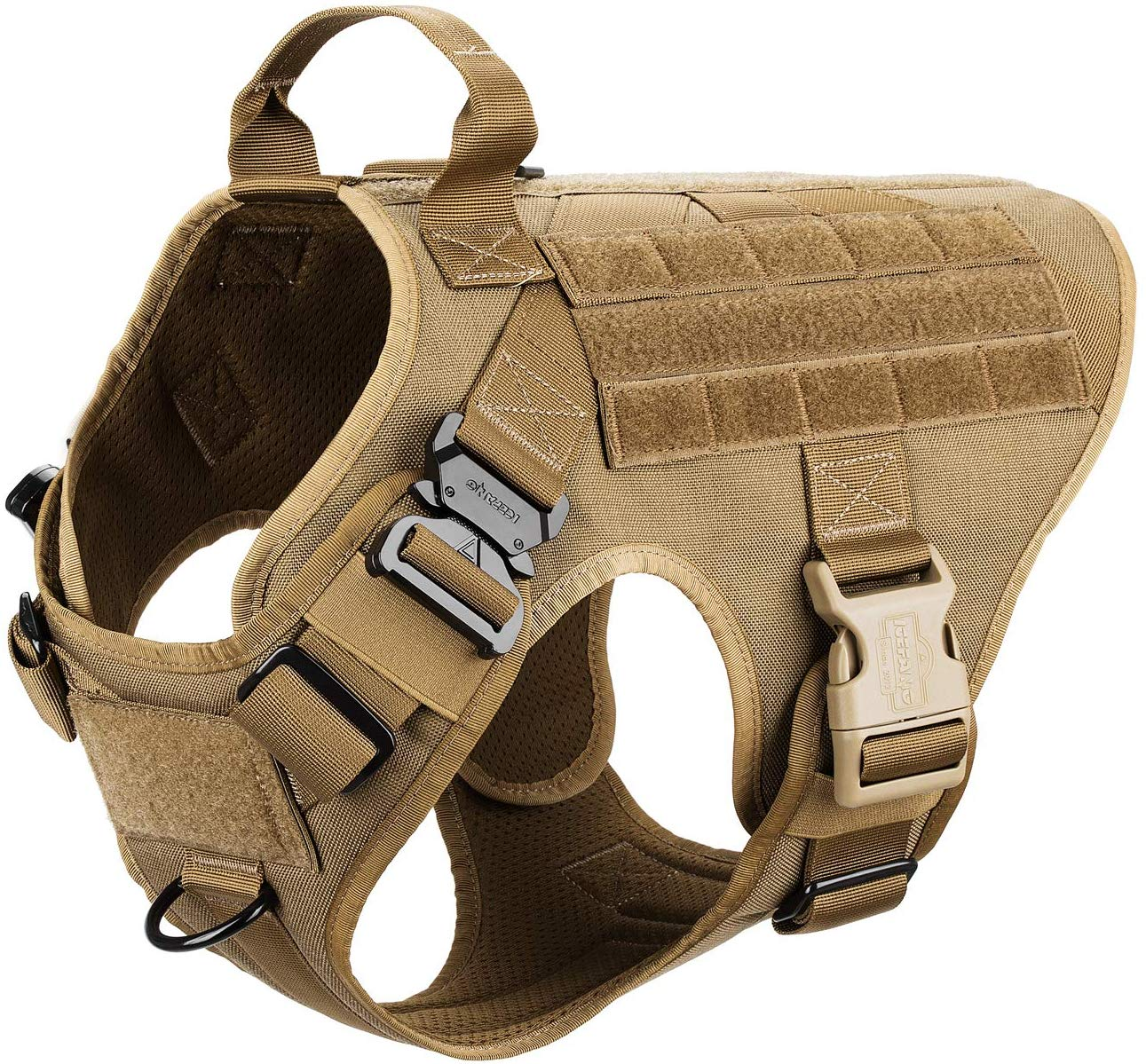 ICEFANG's Tactical Dog Harness Review