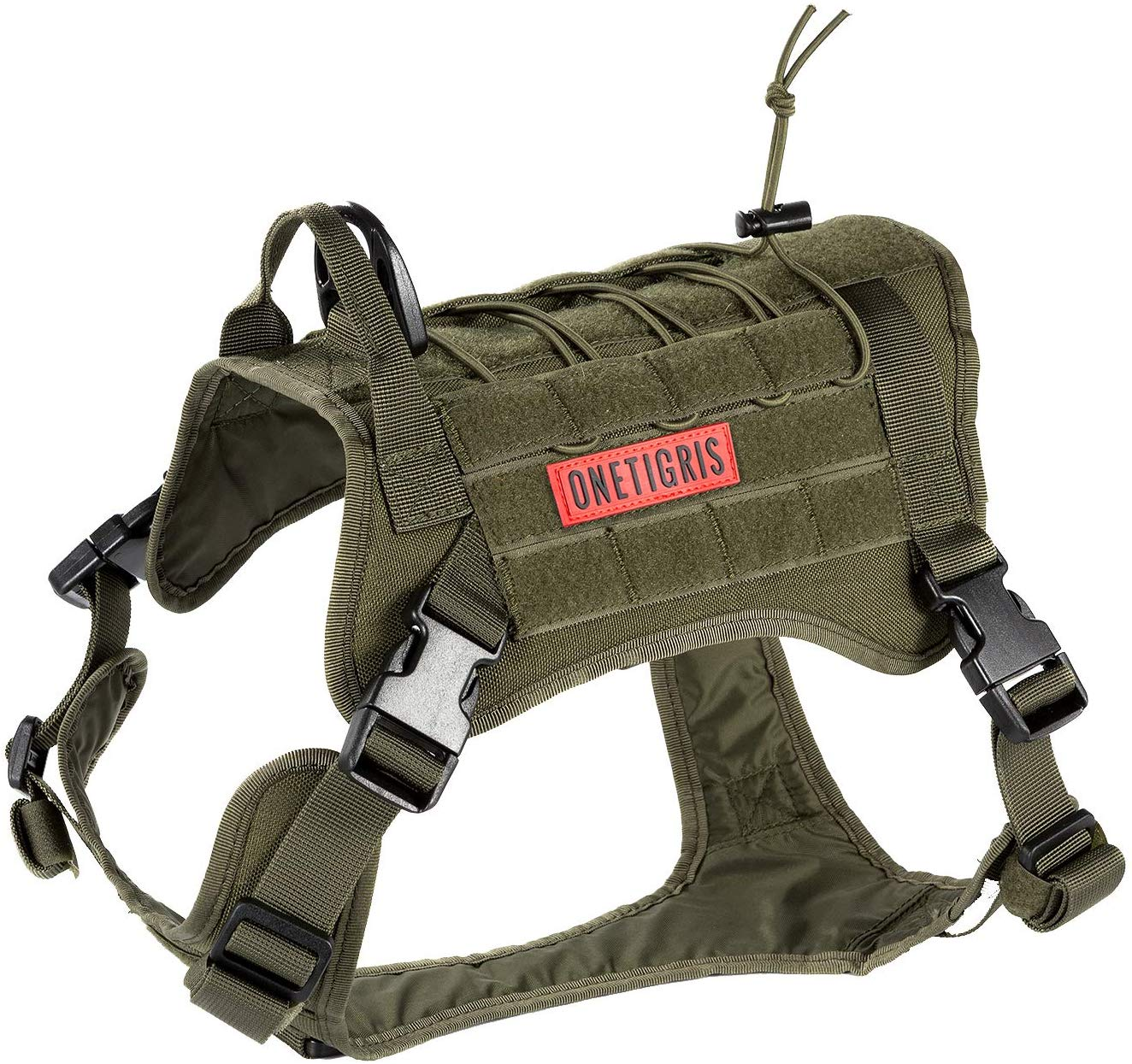 onetigris best tactical harness