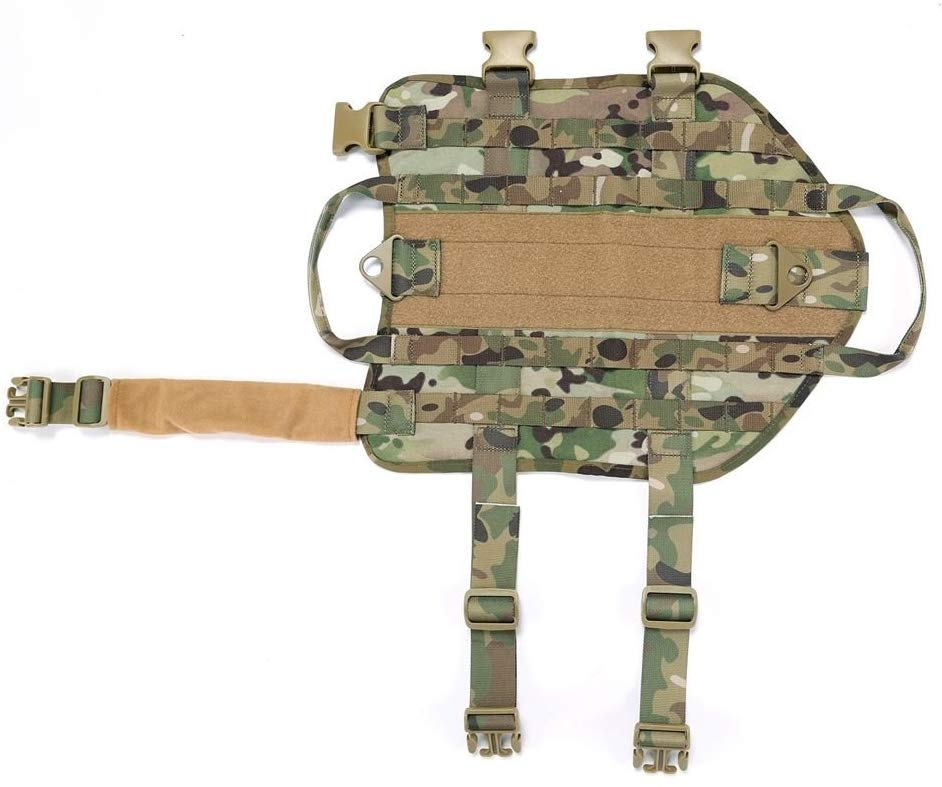 ultrafun tactical dog harness