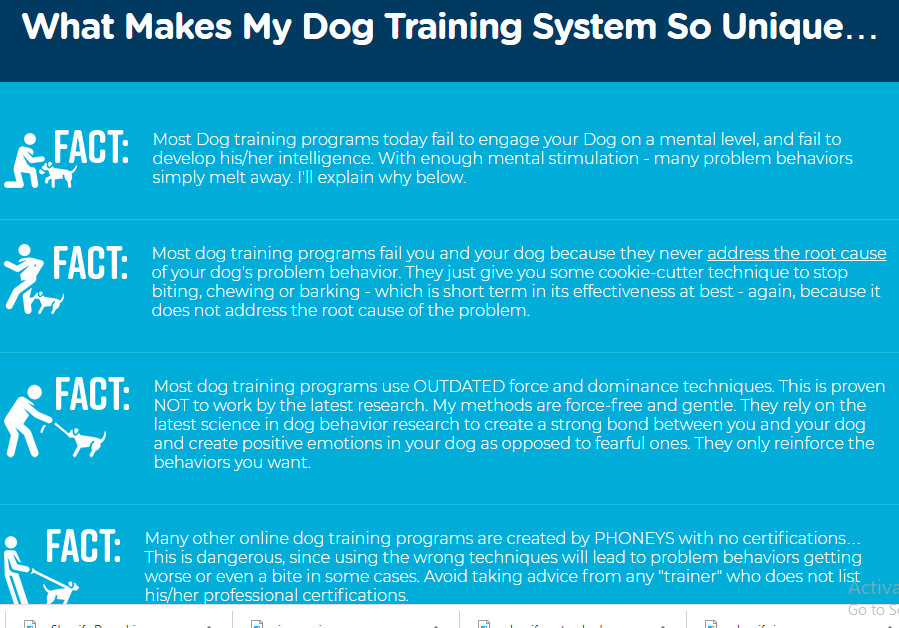 what is brain training for dogs
