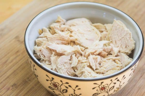Can you Feed your dog with Canned Chicken?