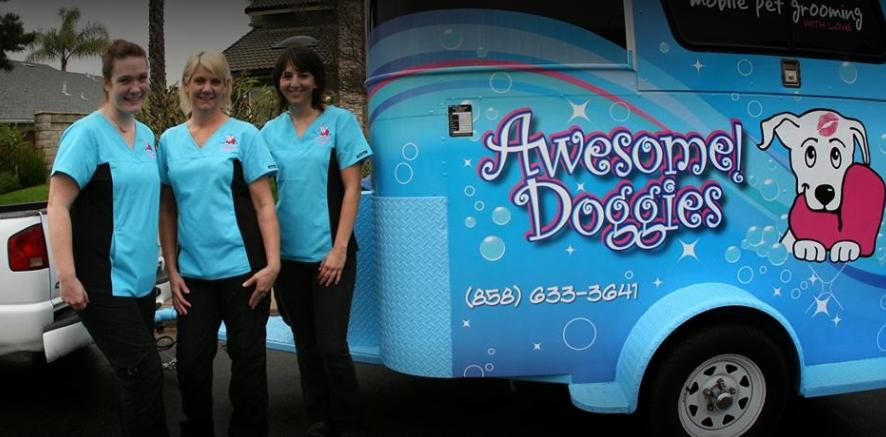 awesome doggies san diego